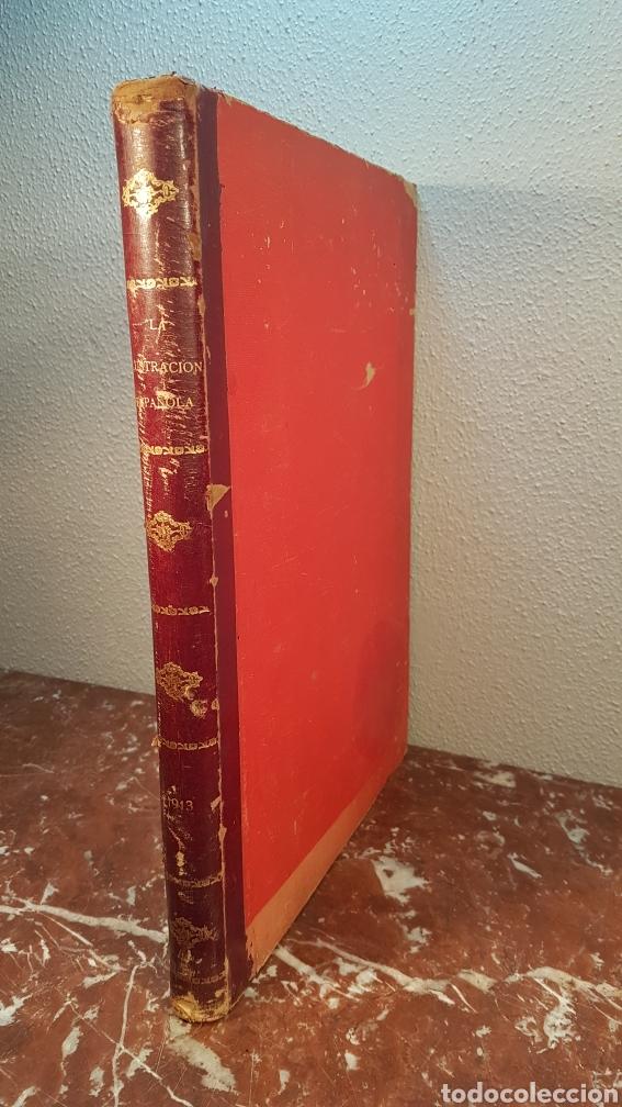 Enciclopedias antiguas: LA ILUSTRACIÓN ESPAÑOLA Y AMERICANA. AÑO LVII MADRID, DESDE 8 DE ENERO, NUM. I, A 30 DE JUNIO 1913 - Foto 3 - 197634571