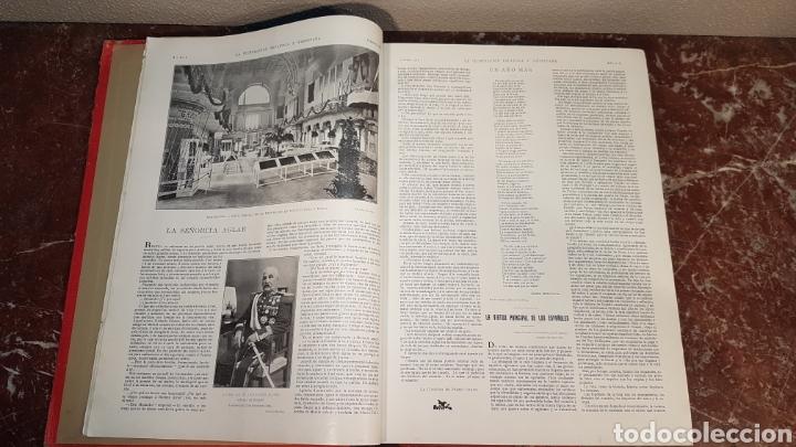 Enciclopedias antiguas: LA ILUSTRACIÓN ESPAÑOLA Y AMERICANA. AÑO LVII MADRID, DESDE 8 DE ENERO, NUM. I, A 30 DE JUNIO 1913 - Foto 8 - 197634571