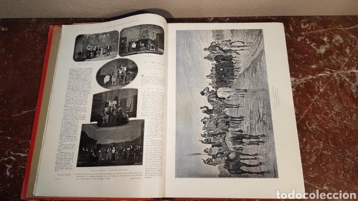 Enciclopedias antiguas: LA ILUSTRACIÓN ESPAÑOLA Y AMERICANA. AÑO LVII MADRID, DESDE 8 DE ENERO, NUM. I, A 30 DE JUNIO 1913 - Foto 9 - 197634571