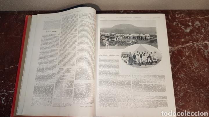 Enciclopedias antiguas: LA ILUSTRACIÓN ESPAÑOLA Y AMERICANA. AÑO LVII MADRID, DESDE 8 DE ENERO, NUM. I, A 30 DE JUNIO 1913 - Foto 10 - 197634571