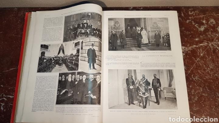 Enciclopedias antiguas: LA ILUSTRACIÓN ESPAÑOLA Y AMERICANA. AÑO LVII MADRID, DESDE 8 DE ENERO, NUM. I, A 30 DE JUNIO 1913 - Foto 13 - 197634571