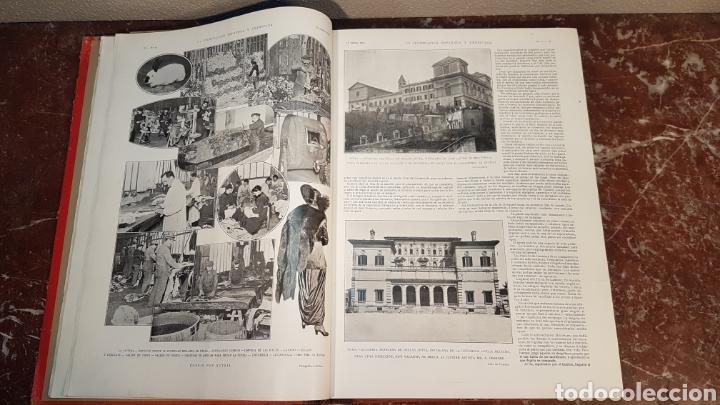 Enciclopedias antiguas: LA ILUSTRACIÓN ESPAÑOLA Y AMERICANA. AÑO LVII MADRID, DESDE 8 DE ENERO, NUM. I, A 30 DE JUNIO 1913 - Foto 14 - 197634571