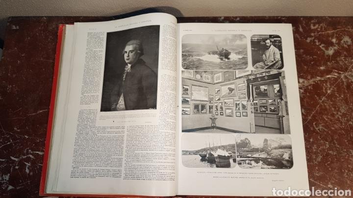 Enciclopedias antiguas: LA ILUSTRACIÓN ESPAÑOLA Y AMERICANA. AÑO LVII MADRID, DESDE 8 DE ENERO, NUM. I, A 30 DE JUNIO 1913 - Foto 15 - 197634571