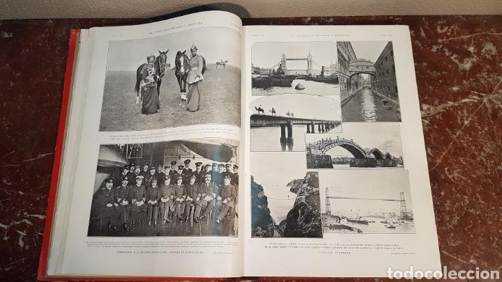 Enciclopedias antiguas: LA ILUSTRACIÓN ESPAÑOLA Y AMERICANA. AÑO LVII MADRID, DESDE 8 DE ENERO, NUM. I, A 30 DE JUNIO 1913 - Foto 17 - 197634571