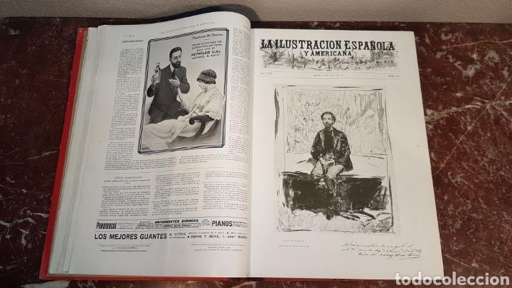 Enciclopedias antiguas: LA ILUSTRACIÓN ESPAÑOLA Y AMERICANA. AÑO LVII MADRID, DESDE 8 DE ENERO, NUM. I, A 30 DE JUNIO 1913 - Foto 18 - 197634571