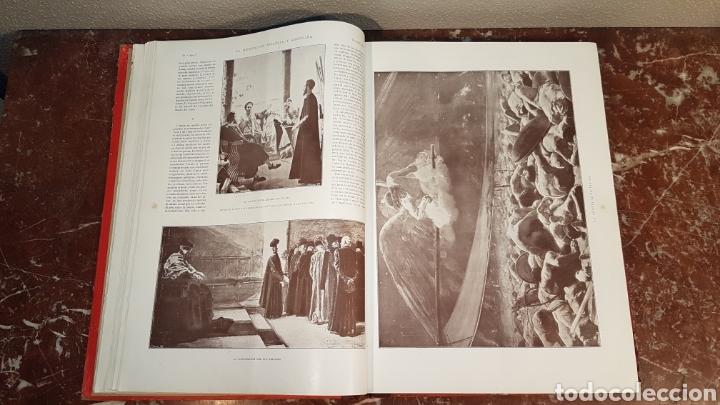 Enciclopedias antiguas: LA ILUSTRACIÓN ESPAÑOLA Y AMERICANA. AÑO LVII MADRID, DESDE 8 DE ENERO, NUM. I, A 30 DE JUNIO 1913 - Foto 19 - 197634571