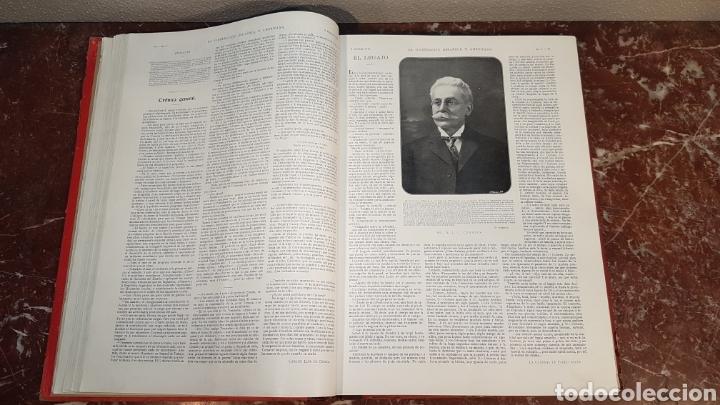 Enciclopedias antiguas: LA ILUSTRACIÓN ESPAÑOLA Y AMERICANA. AÑO LVII MADRID, DESDE 8 DE ENERO, NUM. I, A 30 DE JUNIO 1913 - Foto 20 - 197634571