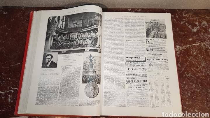 Enciclopedias antiguas: LA ILUSTRACIÓN ESPAÑOLA Y AMERICANA. AÑO LVII MADRID, DESDE 8 DE ENERO, NUM. I, A 30 DE JUNIO 1913 - Foto 21 - 197634571
