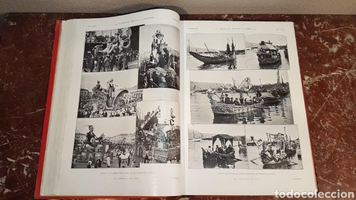 Enciclopedias antiguas: LA ILUSTRACIÓN ESPAÑOLA Y AMERICANA. AÑO LVII MADRID, DESDE 8 DE ENERO, NUM. I, A 30 DE JUNIO 1913 - Foto 22 - 197634571