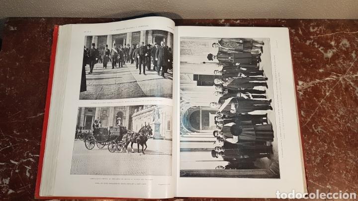 Enciclopedias antiguas: LA ILUSTRACIÓN ESPAÑOLA Y AMERICANA. AÑO LVII MADRID, DESDE 8 DE ENERO, NUM. I, A 30 DE JUNIO 1913 - Foto 23 - 197634571
