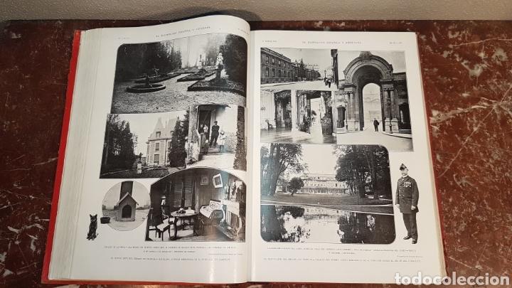 Enciclopedias antiguas: LA ILUSTRACIÓN ESPAÑOLA Y AMERICANA. AÑO LVII MADRID, DESDE 8 DE ENERO, NUM. I, A 30 DE JUNIO 1913 - Foto 24 - 197634571