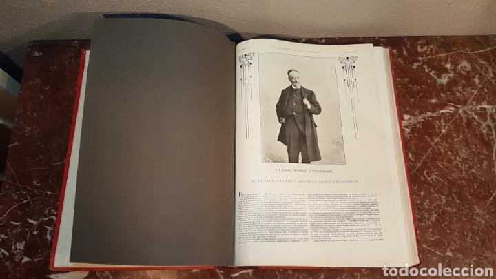 Enciclopedias antiguas: LA ILUSTRACIÓN ESPAÑOLA Y AMERICANA. AÑO LVII MADRID, DESDE 8 DE ENERO, NUM. I, A 30 DE JUNIO 1913 - Foto 25 - 197634571