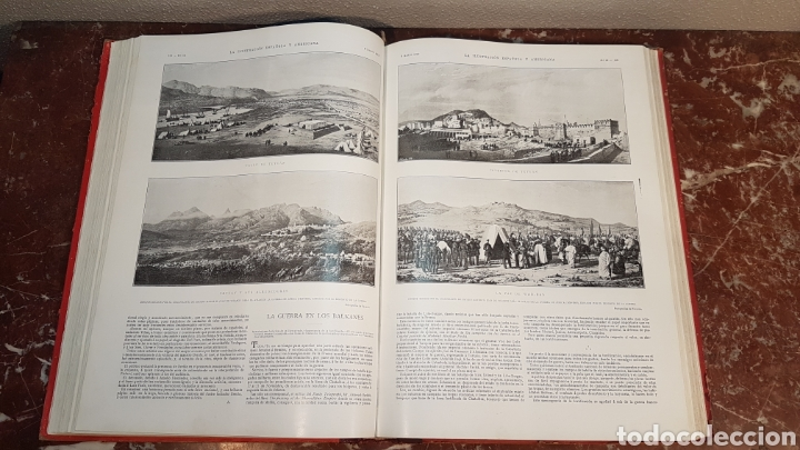 Enciclopedias antiguas: LA ILUSTRACIÓN ESPAÑOLA Y AMERICANA. AÑO LVII MADRID, DESDE 8 DE ENERO, NUM. I, A 30 DE JUNIO 1913 - Foto 27 - 197634571