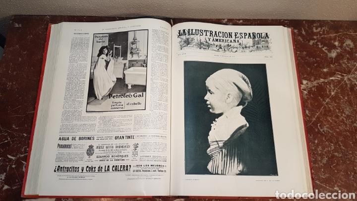 Enciclopedias antiguas: LA ILUSTRACIÓN ESPAÑOLA Y AMERICANA. AÑO LVII MADRID, DESDE 8 DE ENERO, NUM. I, A 30 DE JUNIO 1913 - Foto 29 - 197634571