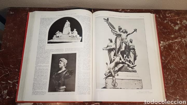 Enciclopedias antiguas: LA ILUSTRACIÓN ESPAÑOLA Y AMERICANA. AÑO LVII MADRID, DESDE 8 DE ENERO, NUM. I, A 30 DE JUNIO 1913 - Foto 30 - 197634571