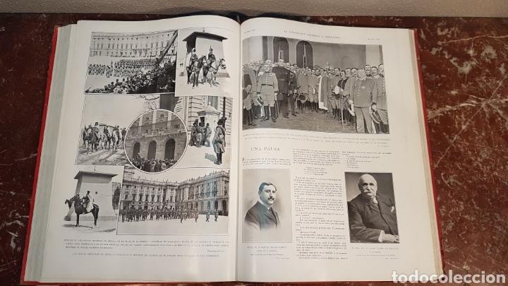 Enciclopedias antiguas: LA ILUSTRACIÓN ESPAÑOLA Y AMERICANA. AÑO LVII MADRID, DESDE 8 DE ENERO, NUM. I, A 30 DE JUNIO 1913 - Foto 32 - 197634571