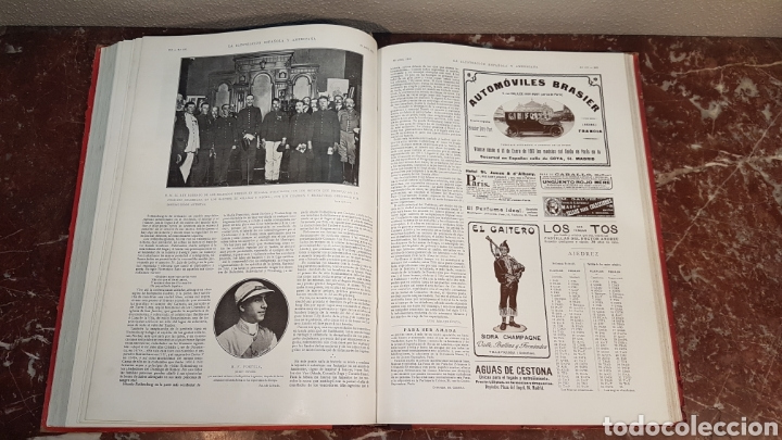 Enciclopedias antiguas: LA ILUSTRACIÓN ESPAÑOLA Y AMERICANA. AÑO LVII MADRID, DESDE 8 DE ENERO, NUM. I, A 30 DE JUNIO 1913 - Foto 34 - 197634571