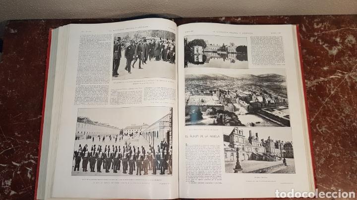 Enciclopedias antiguas: LA ILUSTRACIÓN ESPAÑOLA Y AMERICANA. AÑO LVII MADRID, DESDE 8 DE ENERO, NUM. I, A 30 DE JUNIO 1913 - Foto 35 - 197634571