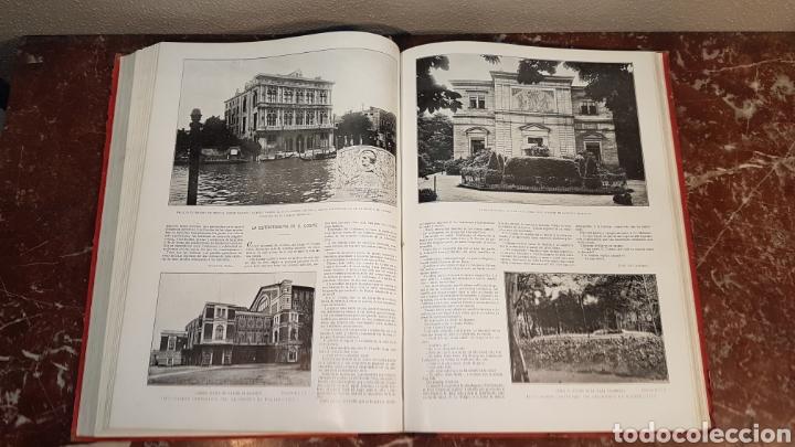 Enciclopedias antiguas: LA ILUSTRACIÓN ESPAÑOLA Y AMERICANA. AÑO LVII MADRID, DESDE 8 DE ENERO, NUM. I, A 30 DE JUNIO 1913 - Foto 36 - 197634571