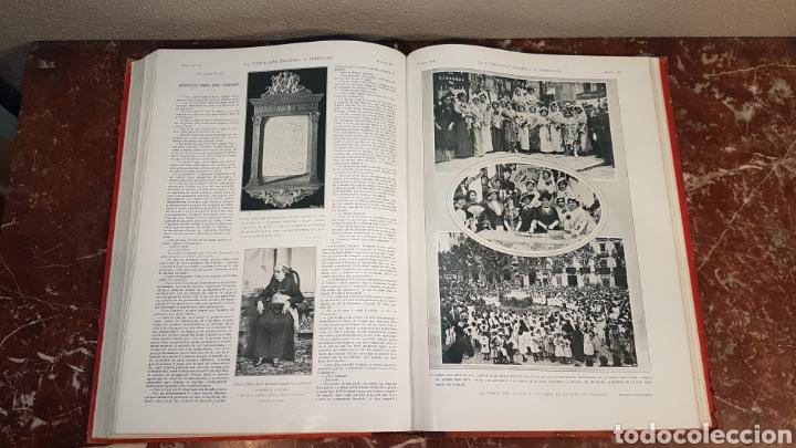 Enciclopedias antiguas: LA ILUSTRACIÓN ESPAÑOLA Y AMERICANA. AÑO LVII MADRID, DESDE 8 DE ENERO, NUM. I, A 30 DE JUNIO 1913 - Foto 37 - 197634571