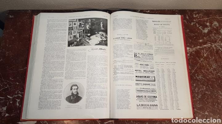 Enciclopedias antiguas: LA ILUSTRACIÓN ESPAÑOLA Y AMERICANA. AÑO LVII MADRID, DESDE 8 DE ENERO, NUM. I, A 30 DE JUNIO 1913 - Foto 38 - 197634571