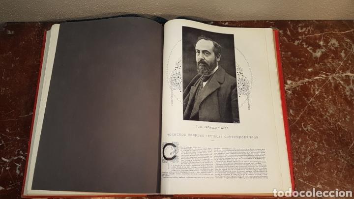 Enciclopedias antiguas: LA ILUSTRACIÓN ESPAÑOLA Y AMERICANA. AÑO LVII MADRID, DESDE 8 DE ENERO, NUM. I, A 30 DE JUNIO 1913 - Foto 40 - 197634571