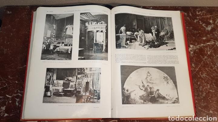 Enciclopedias antiguas: LA ILUSTRACIÓN ESPAÑOLA Y AMERICANA. AÑO LVII MADRID, DESDE 8 DE ENERO, NUM. I, A 30 DE JUNIO 1913 - Foto 41 - 197634571