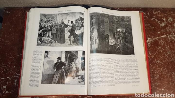 Enciclopedias antiguas: LA ILUSTRACIÓN ESPAÑOLA Y AMERICANA. AÑO LVII MADRID, DESDE 8 DE ENERO, NUM. I, A 30 DE JUNIO 1913 - Foto 42 - 197634571