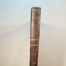 Enciclopedias antiguas: LA ILUSTRACIÓN ARTISTICA. AÑO XVIII. BARCELONA, DESDE 9 DE ENERO, NUM. 889, A 26 DE JUN.1899.NUM.913. Lote 245725195