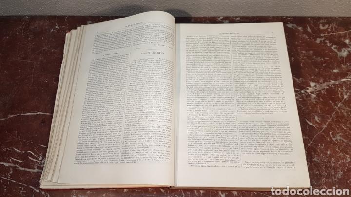Enciclopedias antiguas: EL MUNDO ILUSTRADO. Biblioteca Ilustrada de Espasa y Cía. Barcelona - finales siglo XIX - Foto 10 - 197660240