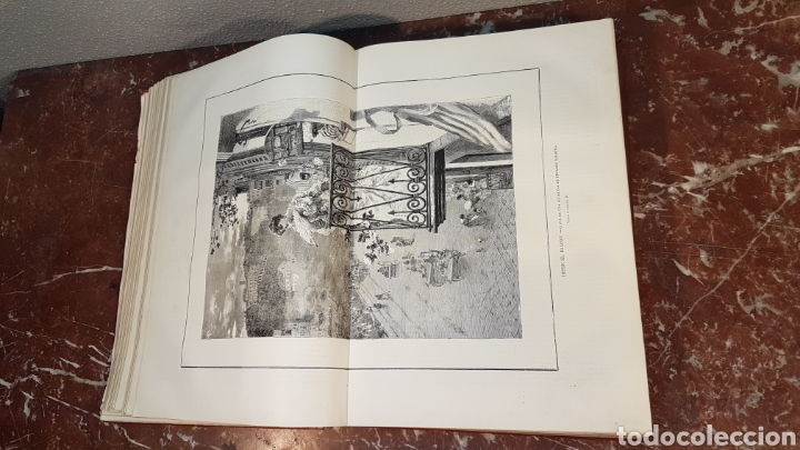 Enciclopedias antiguas: EL MUNDO ILUSTRADO. Biblioteca Ilustrada de Espasa y Cía. Barcelona - finales siglo XIX - Foto 15 - 197660240