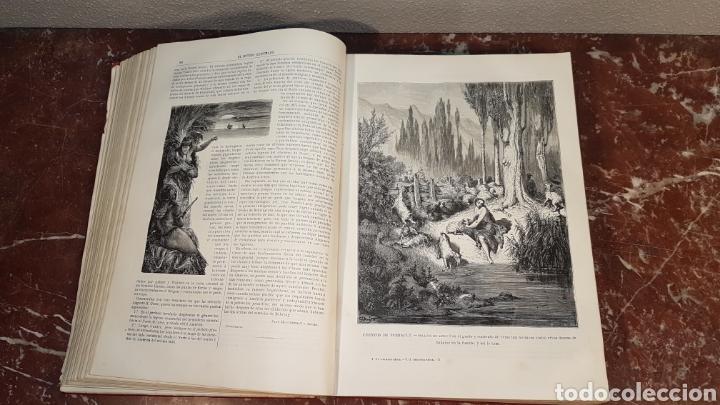 Enciclopedias antiguas: EL MUNDO ILUSTRADO. Biblioteca Ilustrada de Espasa y Cía. Barcelona - finales siglo XIX - Foto 17 - 197660240