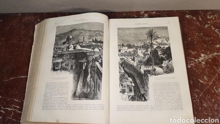 Enciclopedias antiguas: EL MUNDO ILUSTRADO. Biblioteca Ilustrada de Espasa y Cía. Barcelona - finales siglo XIX - Foto 21 - 197660240