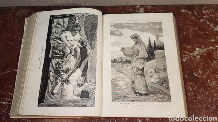 Enciclopedias antiguas: EL MUNDO ILUSTRADO. Biblioteca Ilustrada de Espasa y Cía. Barcelona - finales siglo XIX - Foto 23 - 197660240