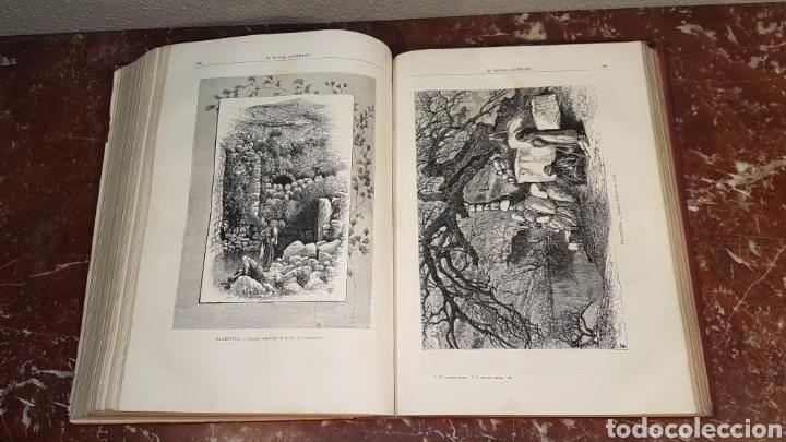 Enciclopedias antiguas: EL MUNDO ILUSTRADO. Biblioteca Ilustrada de Espasa y Cía. Barcelona - finales siglo XIX - Foto 24 - 197660240