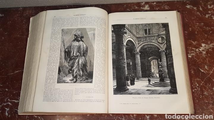 Enciclopedias antiguas: EL MUNDO ILUSTRADO. Biblioteca Ilustrada de Espasa y Cía. Barcelona - finales siglo XIX - Foto 25 - 197660240