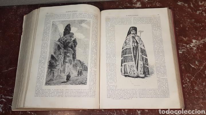 Enciclopedias antiguas: EL MUNDO ILUSTRADO. Biblioteca Ilustrada de Espasa y Cía. Barcelona - finales siglo XIX - Foto 26 - 197660240