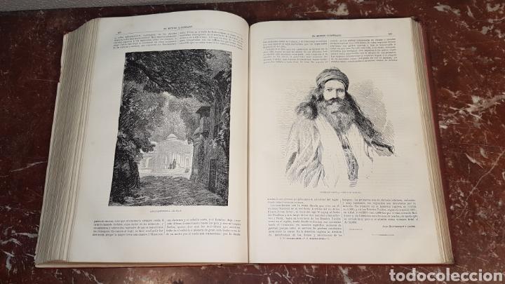 Enciclopedias antiguas: EL MUNDO ILUSTRADO. Biblioteca Ilustrada de Espasa y Cía. Barcelona - finales siglo XIX - Foto 27 - 197660240