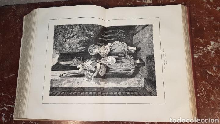 Enciclopedias antiguas: EL MUNDO ILUSTRADO. Biblioteca Ilustrada de Espasa y Cía. Barcelona - finales siglo XIX - Foto 28 - 197660240