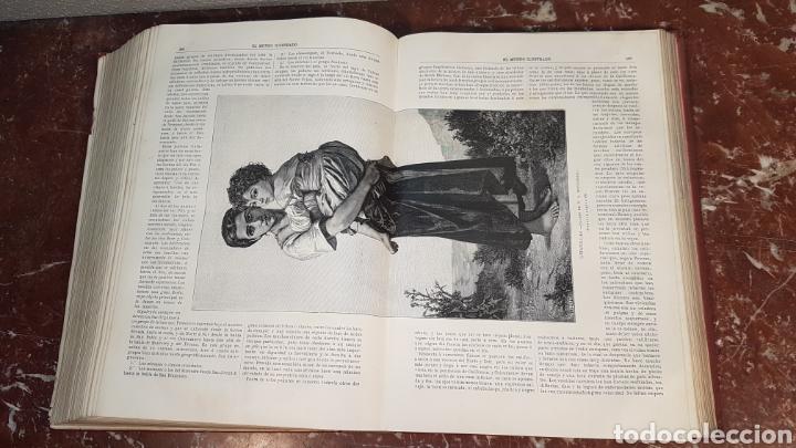 Enciclopedias antiguas: EL MUNDO ILUSTRADO. Biblioteca Ilustrada de Espasa y Cía. Barcelona - finales siglo XIX - Foto 29 - 197660240