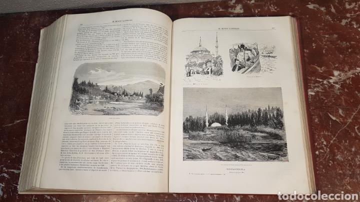 Enciclopedias antiguas: EL MUNDO ILUSTRADO. Biblioteca Ilustrada de Espasa y Cía. Barcelona - finales siglo XIX - Foto 31 - 197660240