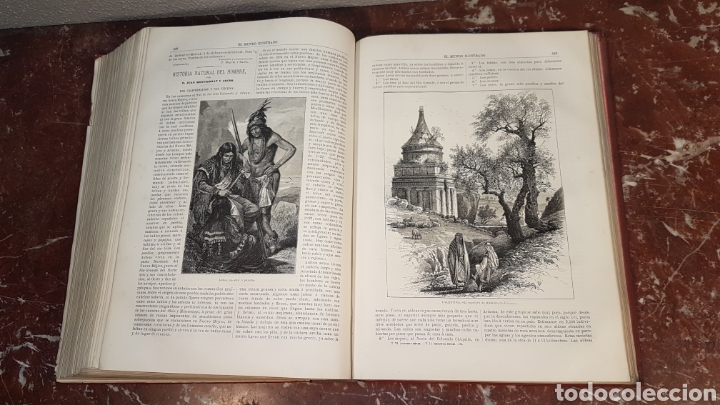 Enciclopedias antiguas: EL MUNDO ILUSTRADO. Biblioteca Ilustrada de Espasa y Cía. Barcelona - finales siglo XIX - Foto 32 - 197660240