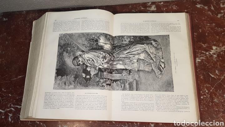 Enciclopedias antiguas: EL MUNDO ILUSTRADO. Biblioteca Ilustrada de Espasa y Cía. Barcelona - finales siglo XIX - Foto 33 - 197660240