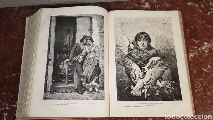 Enciclopedias antiguas: EL MUNDO ILUSTRADO. Biblioteca Ilustrada de Espasa y Cía. Barcelona - finales siglo XIX - Foto 34 - 197660240