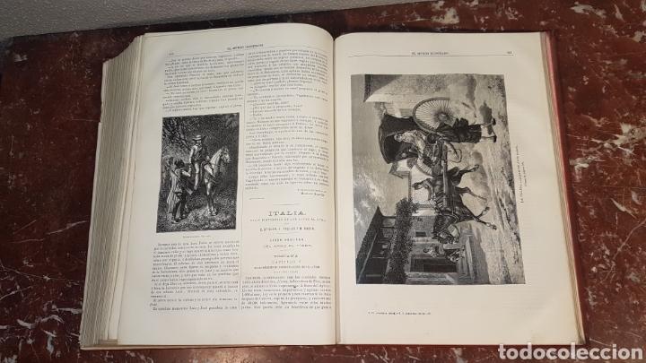 Enciclopedias antiguas: EL MUNDO ILUSTRADO. Biblioteca Ilustrada de Espasa y Cía. Barcelona - finales siglo XIX - Foto 36 - 197660240