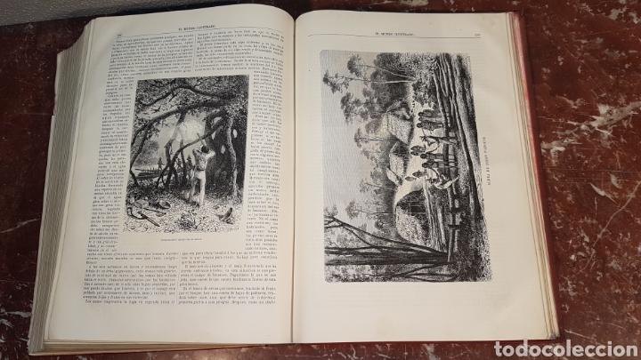 Enciclopedias antiguas: EL MUNDO ILUSTRADO. Biblioteca Ilustrada de Espasa y Cía. Barcelona - finales siglo XIX - Foto 40 - 197660240