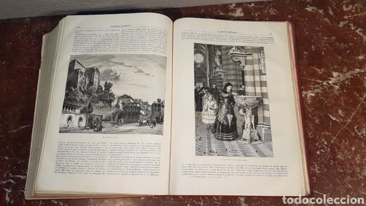 Enciclopedias antiguas: EL MUNDO ILUSTRADO. Biblioteca Ilustrada de Espasa y Cía. Barcelona - finales siglo XIX - Foto 41 - 197660240