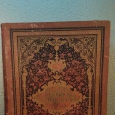 Enciclopedias antiguas: LA ILUSTRACION ARTISTICA. BARCELONA. AÑO 1888. AÑO VII. DEL NUM 314 AL 365. Lote 197678535