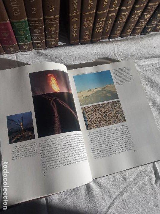 Enciclopedias antiguas: Gran enciclopedia Británica. 47 volúmenes. Años 90. Inglés. - Foto 21 - 197842716