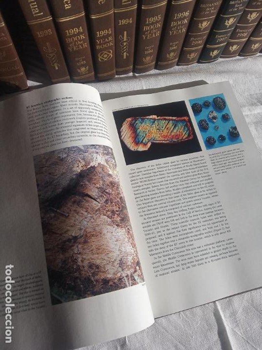 Enciclopedias antiguas: Gran enciclopedia Británica. 47 volúmenes. Años 90. Inglés. - Foto 22 - 197842716
